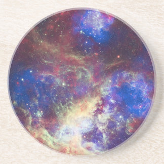 The Galaxy Drink Coaster