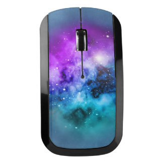 The Galaxy In My Hands Wireless Mouse