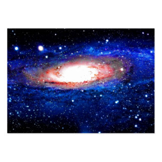 The Galaxy Large Business Card
