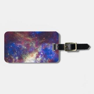 The Galaxy Luggage Tag