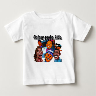The Galaxy Probe Kids Baby T-Shirt