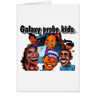 The Galaxy Probe Kids Card