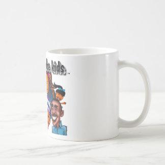 The Galaxy Probe Kids Classic White Coffee Mug