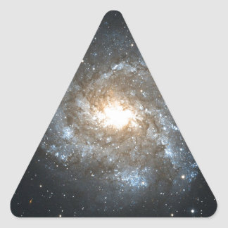 The Galaxy Triangle Sticker