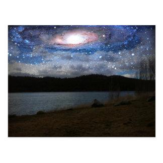 The Galaxy View 2 Postcard