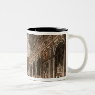 The Galerie des Glaces  1678-84 Two-Tone Coffee Mug