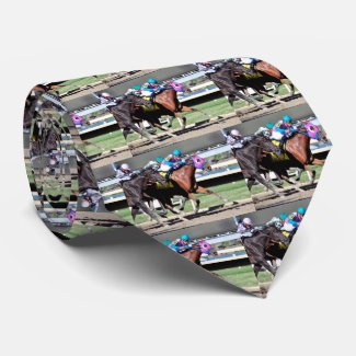 The Gallant Bob Stakes Neck Tie