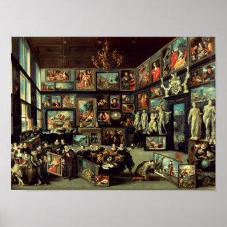 The Gallery of Cornelis van der Geest Poster