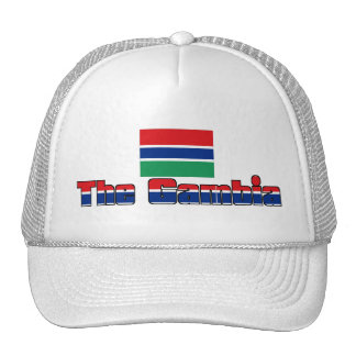 The Gambia Trucker Hat
