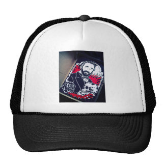 THE GAMBLER TRUCKER HAT