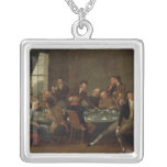 The Gambling House Personalized Necklace