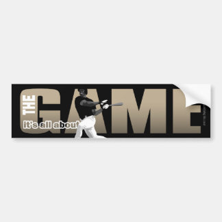 The Game... Bumper Stickers