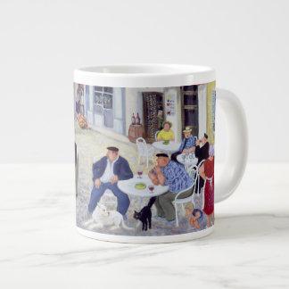 The Game Burgundy Giant Coffee Mug