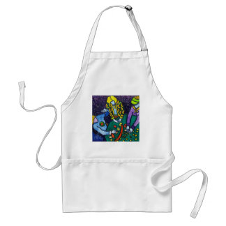 The Game by Piliero Adult Apron