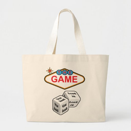 The Game Canvas Bag
