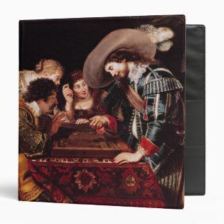 """The Game del backgammon Carpeta 1 1/2"""""""