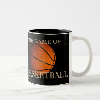 The Game del baloncesto Tazas