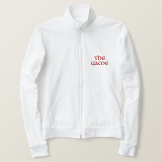 The Game Embroidered Jacket