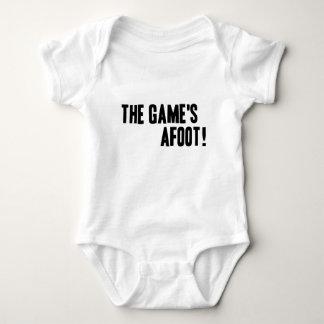 The Game en curso de realización Body Para Bebé