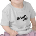 ¡The Game en curso de realización! Camiseta