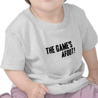 ¡The Game en curso de realización! Camiseta