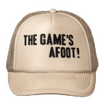 ¡The Game en curso de realización! Gorra