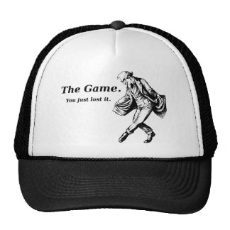 The Game Trucker Hats