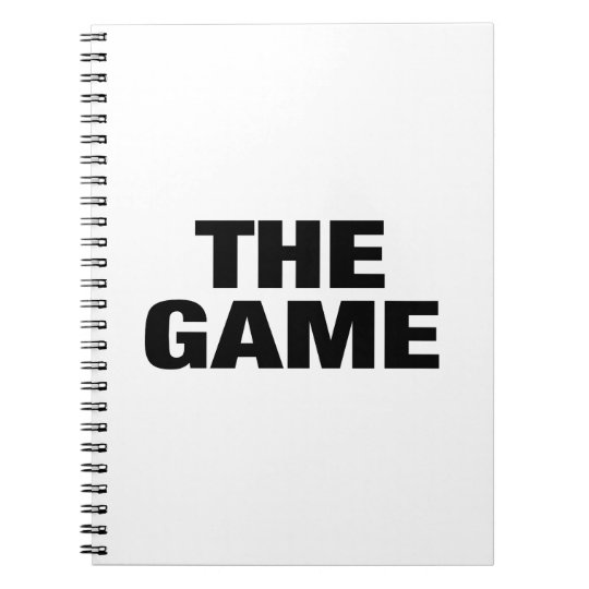 The Game Notebook