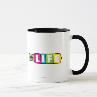 The Game of Life Logo Mug