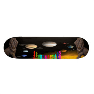 The Game Of Life Skate Board Decks