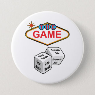 The Game Pinback Button