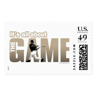 The Game... Postage