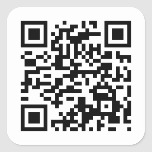 """""""The Game"""" QR code stickers"""