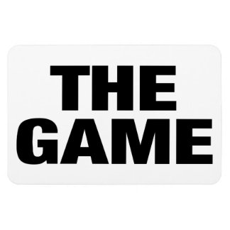 The Game Rectangular Magnets