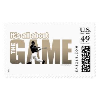 The Game… Sello