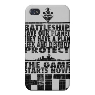 The Game Starts Now iPhone 4 Covers