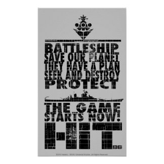 The Game Starts Now Posters