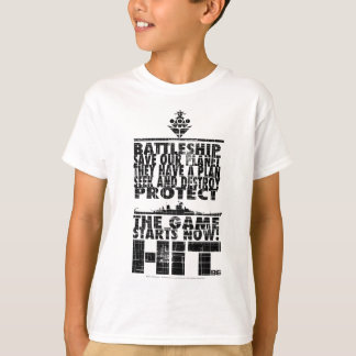 The Game Starts Now T-Shirt
