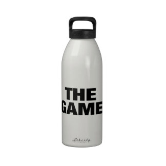 The Game Water Bottles