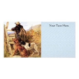 The Gamekeeper Card