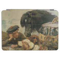 The Gamekeeper's Companion Ipad Air Cover at Zazzle