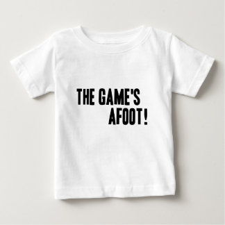 The Game's Afoot! Infant T-Shirt