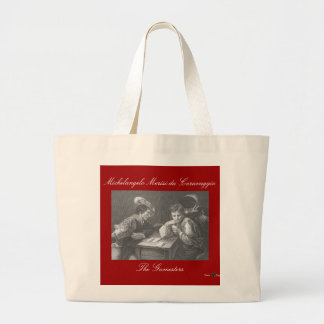 THE GAMESTERS LARGE TOTE BAG