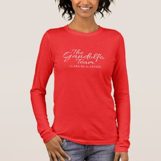 The Gandolfo Team: Support Reno small business. Long Sleeve T-Shirt