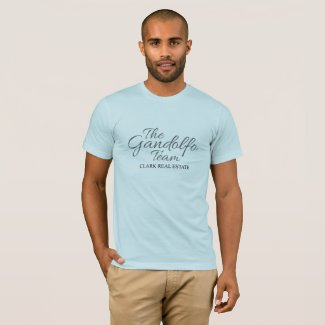 The Gandolfo Team: Support Reno small business. T-Shirt