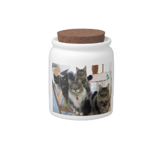 The Gang Candy Jar