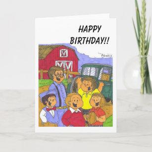 Charlie Birthday Cards Zazzle