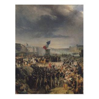The Garde Nationale de Paris Postcard