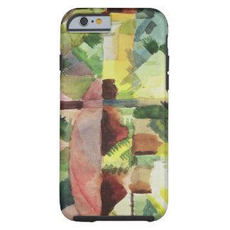 The Garden, 1914 (w/c on paper) iPhone 6 Case