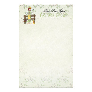 The Garden Angel Stationery